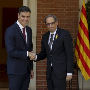 Sánchez and Torra reactivate bilateral Spain-Catalonia commission