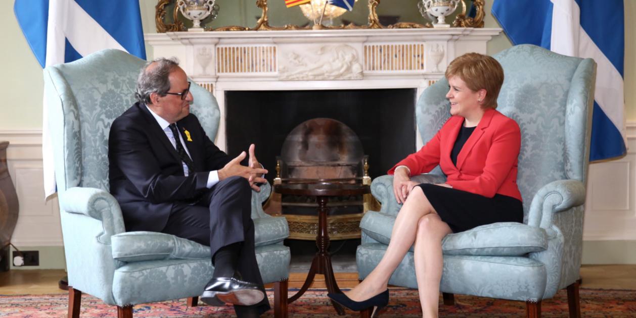 Torra Sturgeon Govern