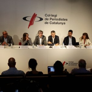 Lawyers' new joint call for Catalan political prisoners' release