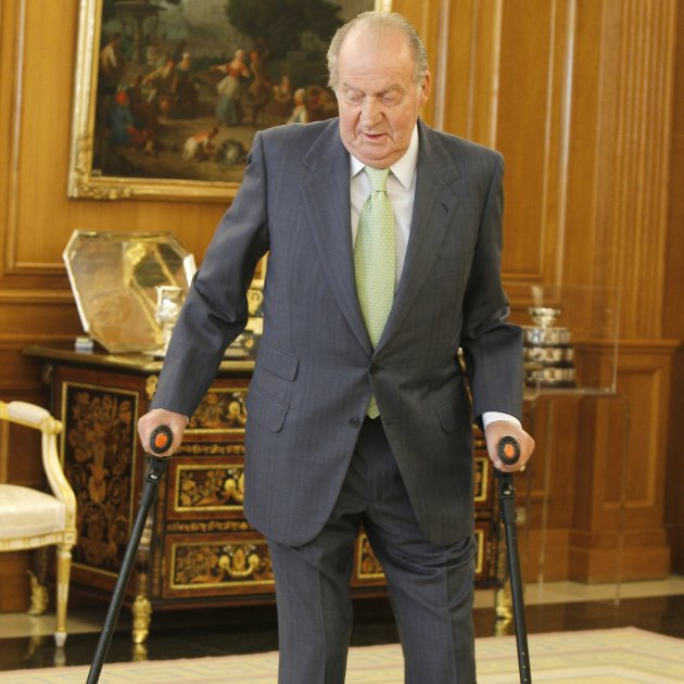 Corinna scandal takes its toll: Juan Carlos I suffers an anxiety attack