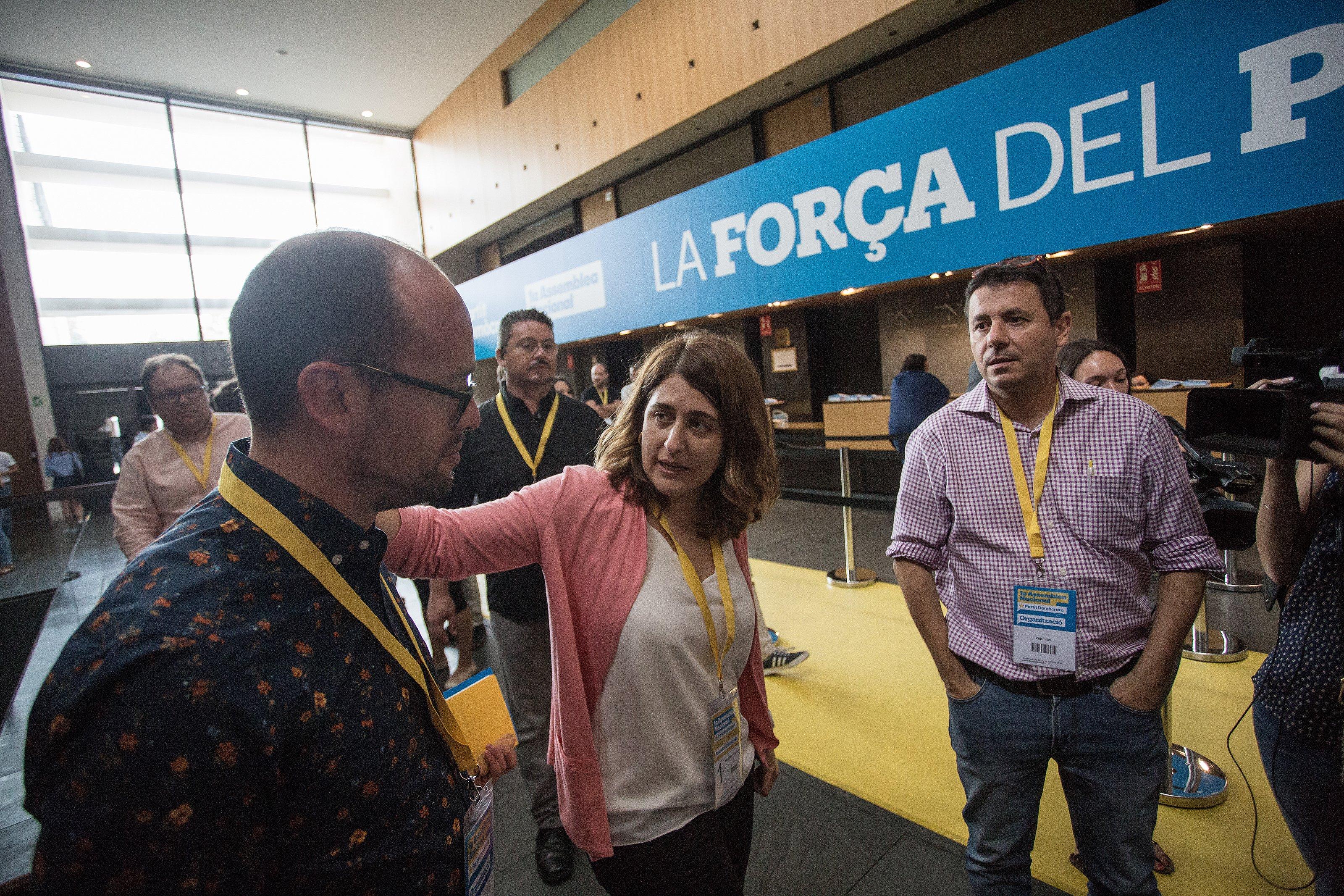 Political party PDeCAT joins Puigdemont's political movement