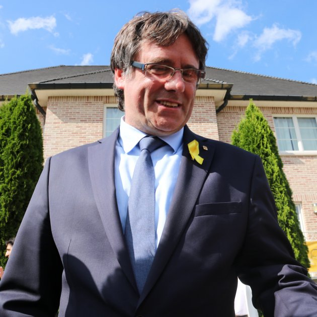 Puigdemont demands an explanation over Civil Guard in anti-yellow 'squad'