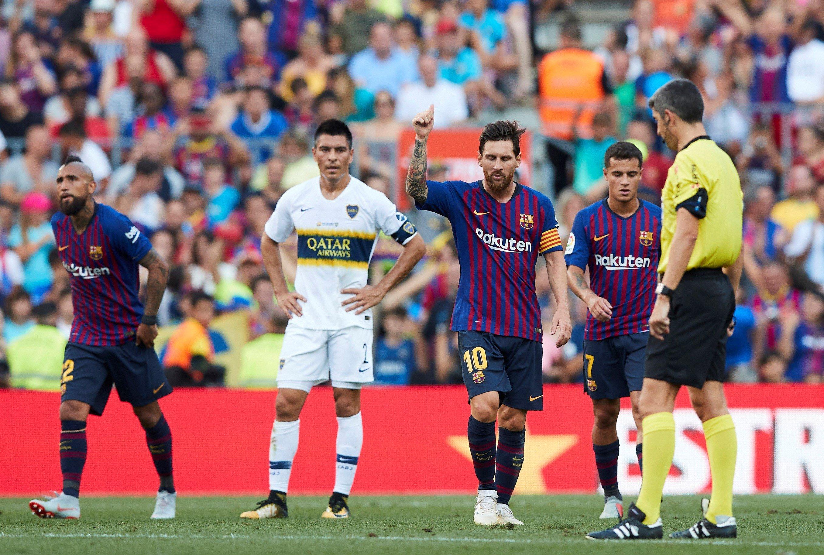 Barça shines in the Gamper (3-0)