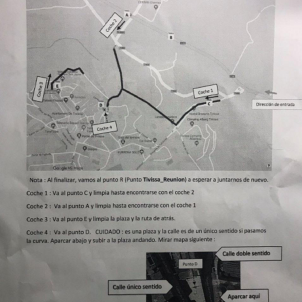 """Organised anti-yellow-ribbon """"squad"""" including Civil Guard agent, caught by Mossos"""
