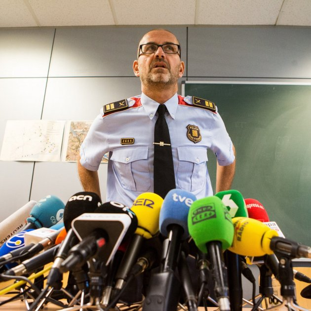 Catalan police investigating incident in Cornellà as a terror attack
