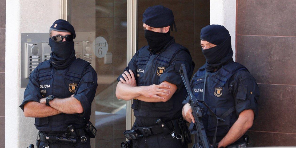 Family of Cornellà suspect to report Catalan police