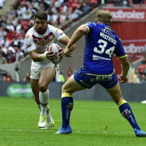 Catalan Dragons make history to bring Challenge Cup to Perpinyà (20-14)