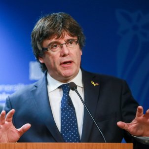 Puigdemont calls on those responsible for intervention in Catalonia to answer in Parliament