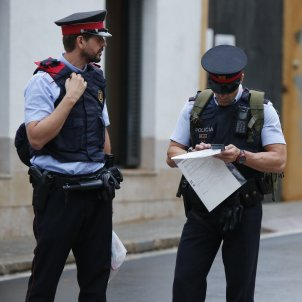The mobility certificate required in Catalonia if you're out after 10pm