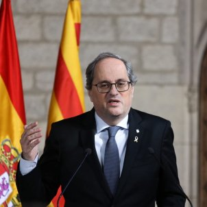 "Quim Torra says the Spanish PM won't specify his plan: ""We want solutions"""
