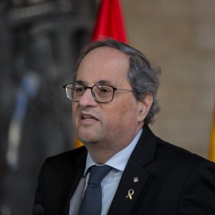 Torra to take legal action against electoral board member on payroll of Cs party
