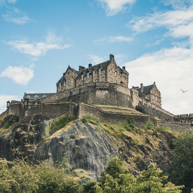 Edinburgh Castle, Edinburgh, United Kingdom   Jörg Angeli