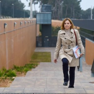 Carme Forcadell, latest target of prosecutors' efforts to stop prison leave