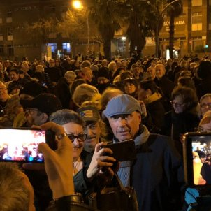 "Barcelona's Meridiana protests, 130th night in a row: ""The candle is still burning"""