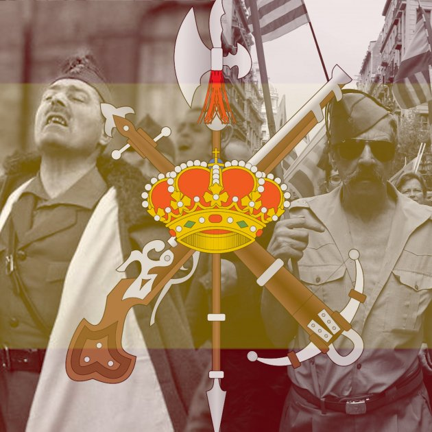 Spanish Legion: 100 years of history. 100 years of barbarism