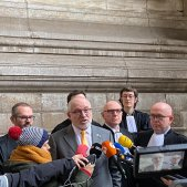 """""""I'm continuing the fight"""": Catalan exile Lluís Puig's case adjourned for a month"""