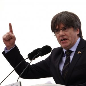 "Puigdemont: ""Let's prepare for the final fight, overcoming mistakes and weaknesses"""