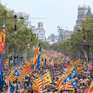 """Poll: 57% would vote """"yes"""" to Catalan independence, but few expect they will get it"""