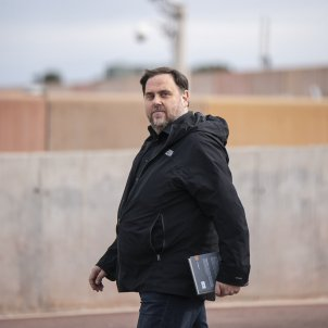 Pro-independence leader Oriol Junqueras, from prison cell to lecture theatre