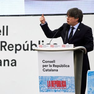 Puigdemont applauds political prisoners' proposal for a JxCat without party quotas