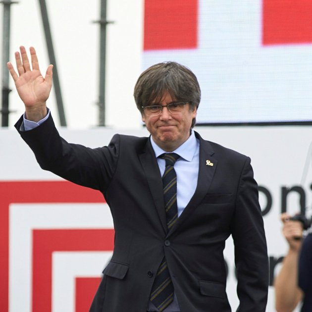 Carles Puigdemont announces a new Catalan political party