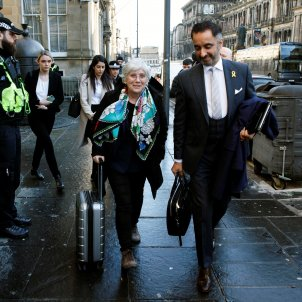 "Ponsatí, cautious after court hearing: ""Spain is acting in an un-European way"""