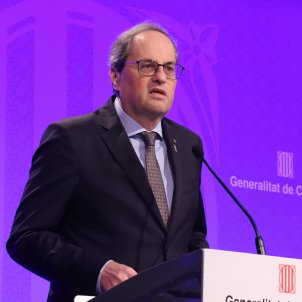 President Torra decides to place Catalonia in lockdown due to coronavirus