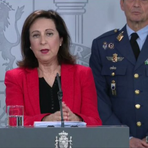 Spanish defence minister threatens Torra and foresees further army deployment