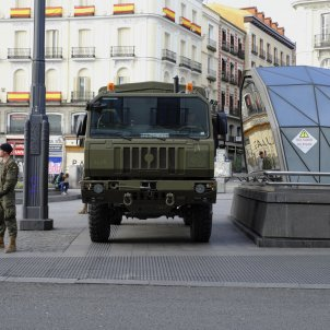 Coronavirus | Soldiers find bodies lying among the living in Spanish rest homes