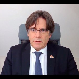 Protest must be possible, says Puigdemont, proposing 'Diada' march with protection