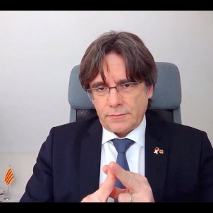 """Carles Puigdemont and the """"historic error"""" he admits on Catalan independence"""