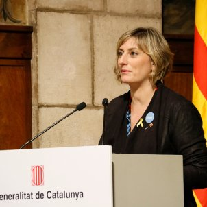 """Vergés asks Catalan workers to be virus-vigilant in the current """"imposed situation"""""""