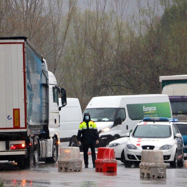Coronavirus   Catalan government lifts the Igualada lockdown