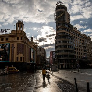 The Spanish route of Covid-19: study shows how virus spread radially from Madrid
