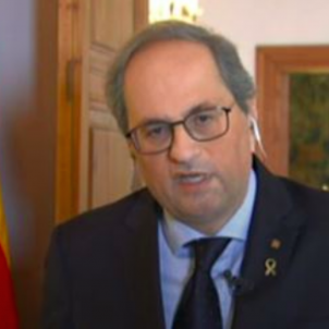 """Le Monde: """"Catalonia's fight is not only against coronavirus but also against the Spanish state"""""""