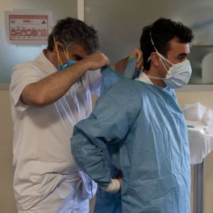 Coronavirus   Falls in new cases and death rates in Catalonia and Spain