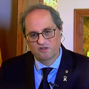 "Coronavirus | Torra says manslaughter accusation against him is ""an infamy"""