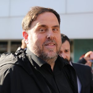 Junqueras, critical of Sánchez in interview that Spanish public radio withheld