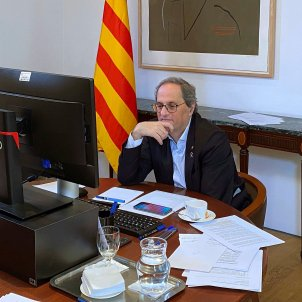 Catalonia's plan for the lifting of the lockdown