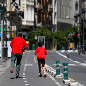 The rules on walks and exercise: Spain allows outdoor activities from Saturday