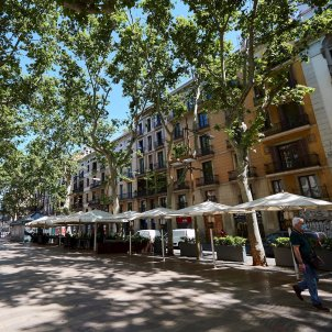 New rules will allow Barcelona to have more bar and restaurant terraces than ever