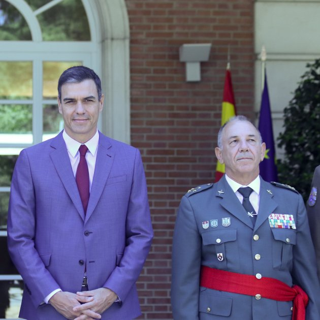 Number 3 officer in Spain's Civil Guard also falls due to De los Cobos scandal