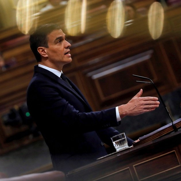 "Spanish PM on Civil Guard issue: ""We are rooting out the so-called patriotic police"""