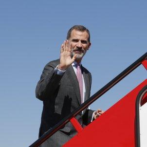 Conclusion of Catalonia's Article 155 commission: Felipe VI should abdicate