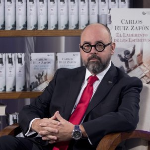 Death of Carlos Ruiz Zafón, best-selling author of 'The Shadow of the Wind'
