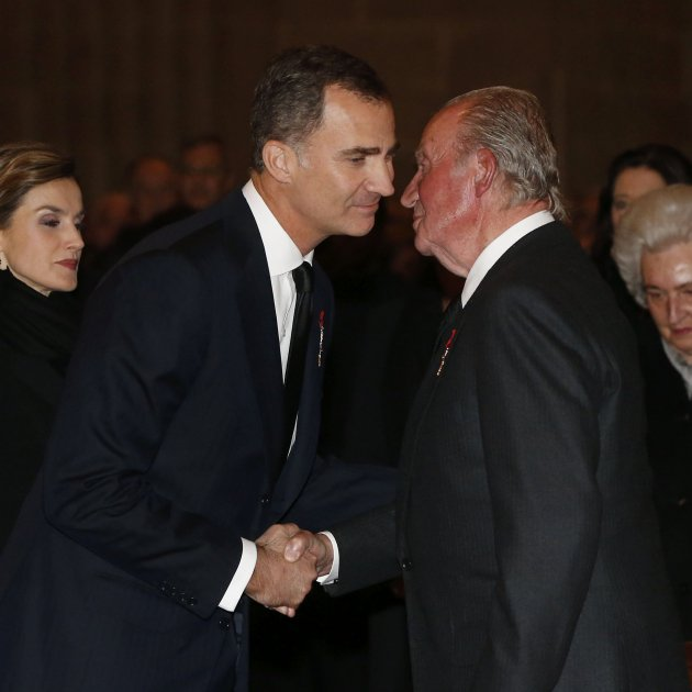 Luxury honeymoon of Spain's Felipe VI funded by a Juan Carlos proxy, says Telegraph