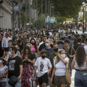 Covid-19 restrictions eased in Barcelona: gyms, cinemas and religious events