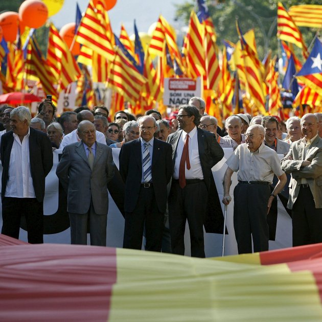 "How it began: 61% of Catalans believe 2010 court ruling was a ""judicial coup d'etat"""