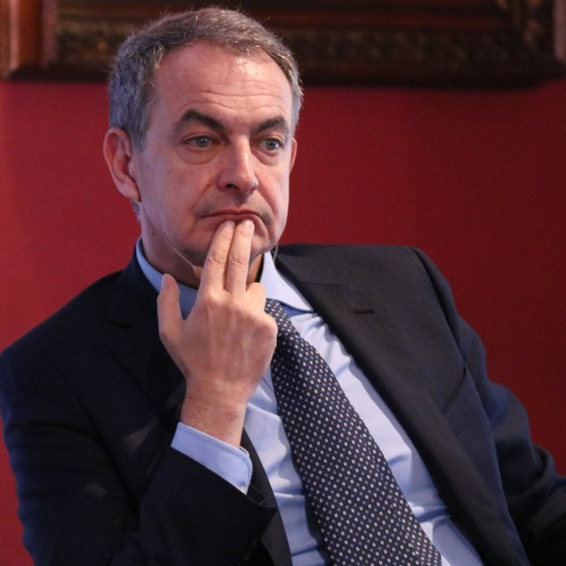 "Zapatero: ""We have to open dialogue; a rupture is a disaster for everyone"""