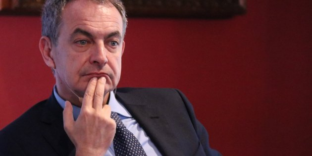 """Zapatero: """"We have to open dialogue; a rupture is a disaster for everyone"""""""